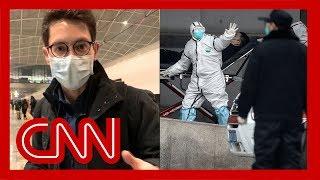 Inside reporter's rush to escape Wuhan before virus lockdown