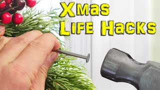 Christmas Lights, Decoration Ideas &  Hacks thumbnail
