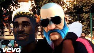 Rim'K - Air Max ft. Ninho (Parodie Fortnite)