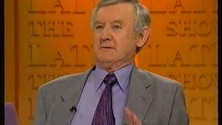 Niall Tóibín on The Late Late Show 1999