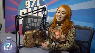 "Kali Uchis Talks About The Inspiration Behind ""Solita"", Her New Album And More"