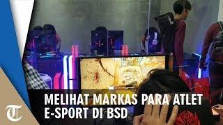 Video Keseruan Markas Para Atlet E-sport di BSD