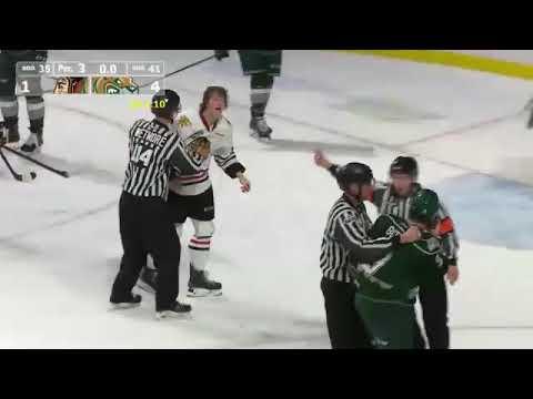 Dawson Butt vs. Lane Gilliss