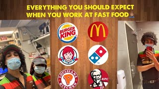 Working Tips   How to be an Excellent Fast Food Job Employee