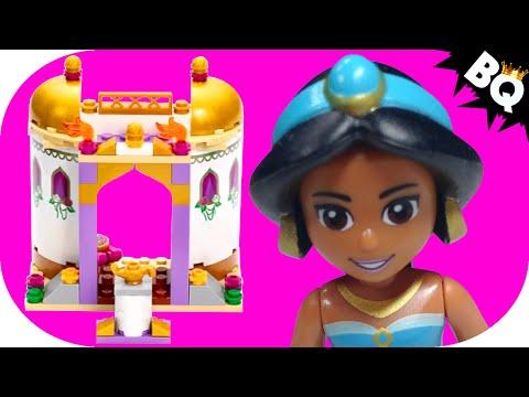Vidéo LEGO Disney 41061 : Le palais de Jasmine