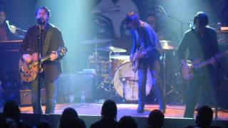 "Drive-By Truckers ""Pauline Hawkins"" 03-18-14 Toad's Place New Haven CT"