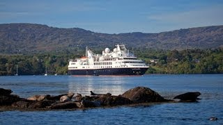 Expedition Nordeuropa mit Silversea