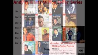 andy williams original album collection Vol.2   our last goodbye