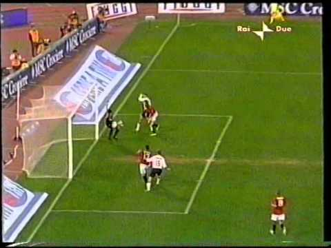 Serie A 2004/2005: AS Roma vs AC Milan 0-2 - 2005.03.20