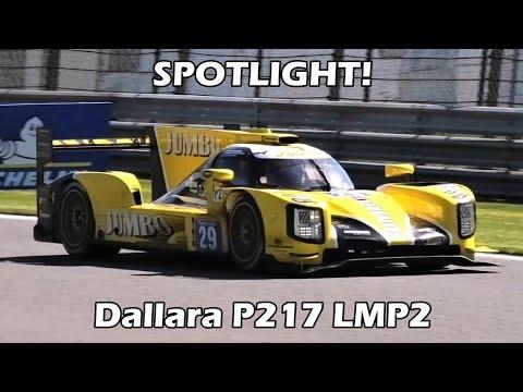 SPOTLIGHT! Dallara P217 LMP2 at 6 Hours of Spa-Francorchamps 2018
