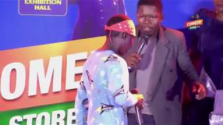 Alex Muhangi Comedy Store April 2019   TAATA SAM