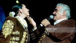 Con un Mismo Corazon - Ana Gabriel  Vicente Fernández