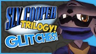 SLY COOPER TRILOGY GLITCHES ft. Adamnator - What A Glitch!