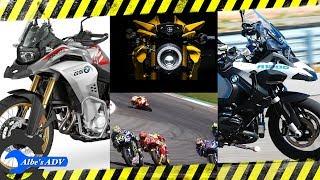 BMW F850GS adventure, Energica EGO, EVA and BOLIDe, self riding R1200GS & MotoGP
