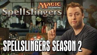 Sean Plott Announces Spellslingers Season 2