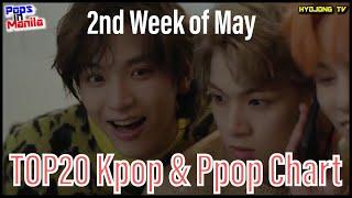 [Pops in Manila] TOP20 2nd week of May 2020