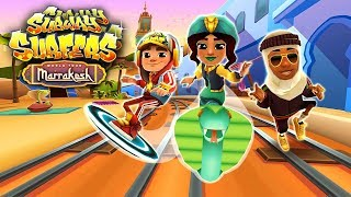 Subway Surfers World Tour 2017 - Marrakesh - Official Trailer