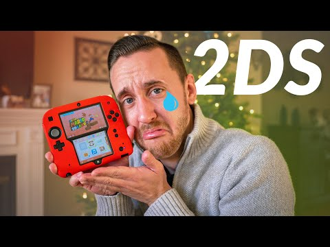 Should You STILL Buy the Nintendo 2DS/Nintendo 3DS THIS Holiday? (2020)   Raymond Strazdas