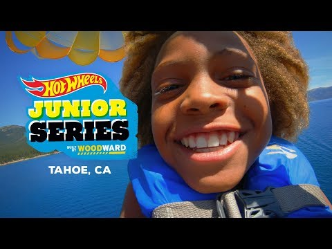 Zion Goes To Tahoe - Hot Wheels Junior Series
