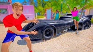 Epic Supercar Shopping While Lamborghini SHARERGHINI is Broken!! (Is Mystery Neighbor Spying on Us?)