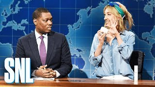 Weekend Update: Goop Staffer Baskin Johns - SNL