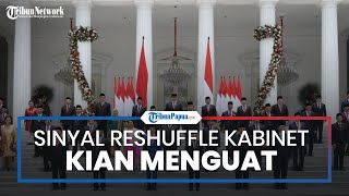 Sinyal Reshuffle Kabinet Kian Menguat, Jokowi Mania: Ada 5 Menteri yang Layak Diganti