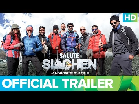 Download Original Series | Salute Siachen live on Eros Now HD Video