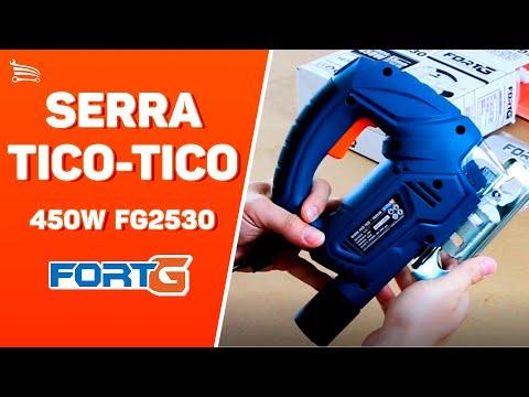 Serra Tico-Tico 450W  - Video
