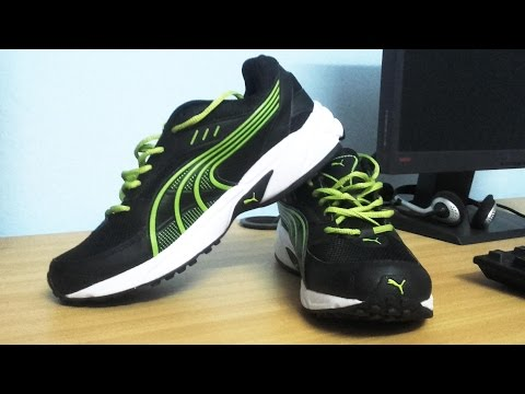 Puma Men's Agility DP Running Shoes Review Unboxing