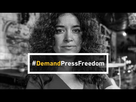 Demand press freedom