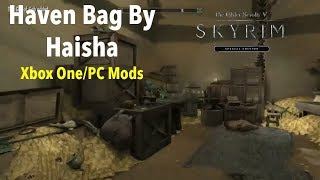 Haven Bag Player Home By Haisha Skyrim SE Xbox One/PC Mods