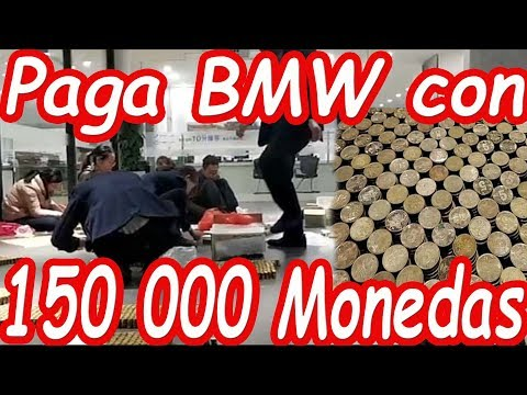 Compra BMW con 150 000 Monedas