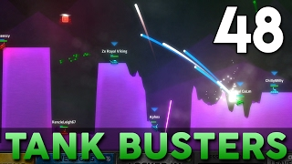 [48] Tank Busters (Let's Play ShellShock Live w/ GaLm and Friends)