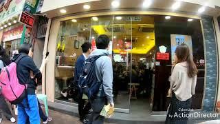 香港深水涉福荣街美食名店一條街