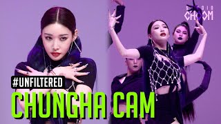 [UNFILTERED CAM]  CHUNG HA(청하) 'Stay Tonight' 5K | BE ORIGINAL