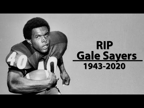 Gale Sayers Dies: Chicago Bears Legend Gale Sayers Dies at 77