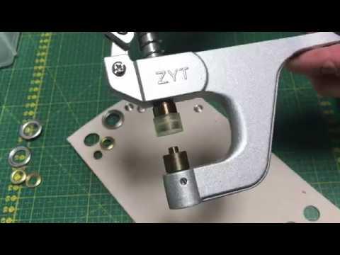 Vorstellung Heavy Duty Zange - Multifunktionszange für KamSnaps, Jerseydrucknöpfe und Ösen bis 14mm