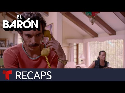 El Barón | Recap (03/29/2019) | Telemundo English