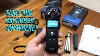 Zoom H1n Recorder + Accessory Pack (Initial Review)