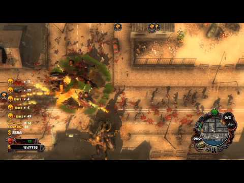 Zombie Driver HD : Zombie Driver HD Complete Trailer