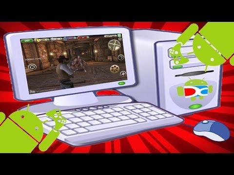 Como Jugar Juegos Android En PC Con Raton y Teclado