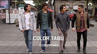 Bandas en construcción - Color Tabú