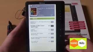 TrekStor eBook Reader 3.0 ★ WELTBILD / HUGENDUBEL ★