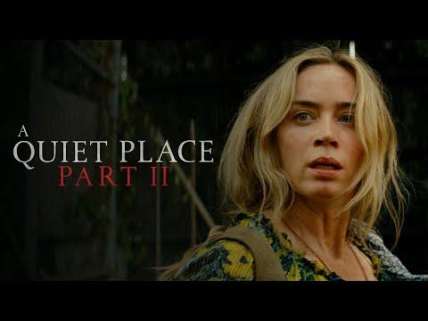 A Quiet Place Part II (Clip 'Run')