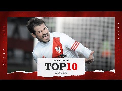 TOP-10: Los mejores goles de Rodrigo Mora