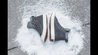 Review & On-Feet: Converse Chuck Taylor All Star Nubuck Boot Mason