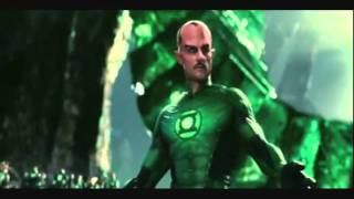 Green Lantern Music Video