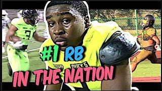 🔥🔥 #1 Youth Running Back In the Nation !! The Next Marshawn Lynch ?? Cincerre Rhaney | OG Ducks (CA)