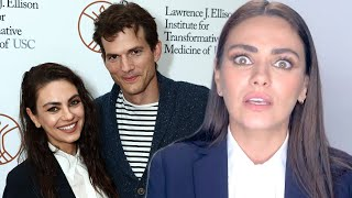 Mila Kunis Reveals Ashton Kutcher Called Her Out Over THIS Parenting Fail
