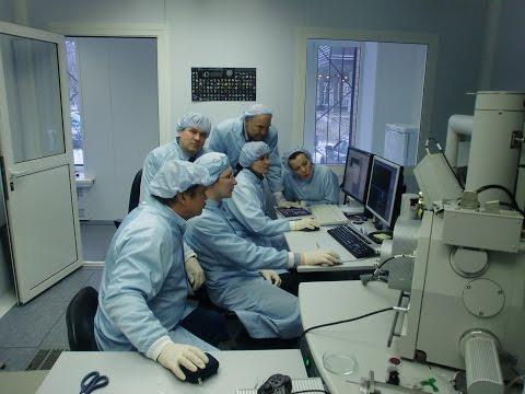 Лаборатория «Физика нанокомпозитных материалов электронной техники»